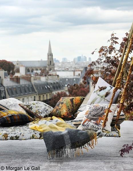 Jean Paul Gaultier et Lelièvre s'associent pour une collection décalée | Les tendances déco-design de Moodds | Scoop.it