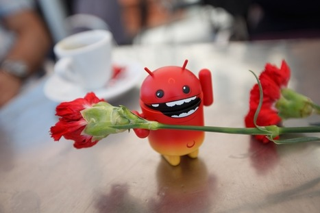 Mobile Threat Monday: Android Ransomware Encrypts Your Files. Don't Pay Up! | Digital-News on Scoop.it today | Scoop.it