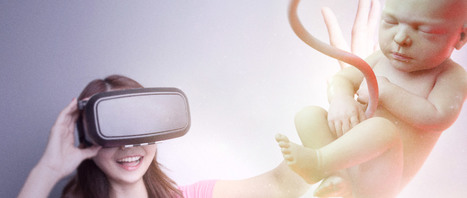 How I met my daughter before she was born - VR+ultrasound 4D | Salud Conectada | Scoop.it