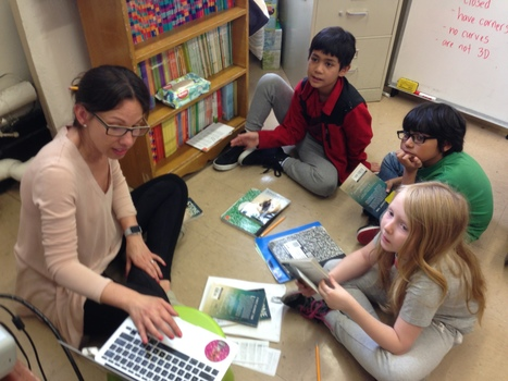 Where special education students are succeeding under Common Core | Learning on the Fly | Scoop.it