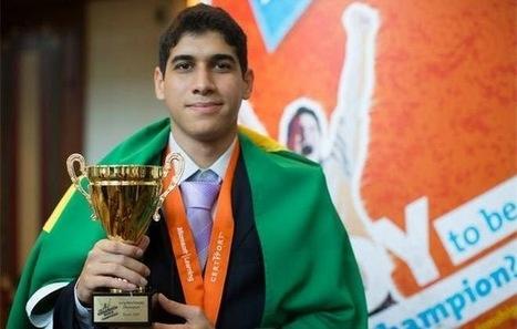 Brasileiro de 20 anos ganha campeonato mundial de Excel   TecnoInter - Brasil   Scoop.it
