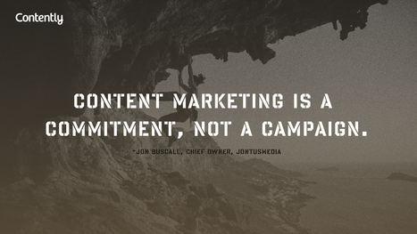 50 Quotes That'll Make You a Better Content Marketer — The Content Strategist | Irresistible Content | Scoop.it
