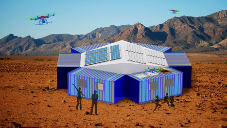 A Real Internet Of Things For The Developing World (And Burning Man) | The P2P Daily | Scoop.it