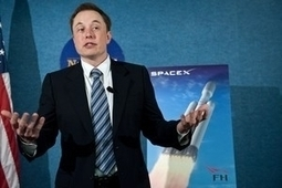 SpaceX IPO Cleared For Launch? Elon Musk Says Hold Your Horses   The NewSpace Daily   Scoop.it
