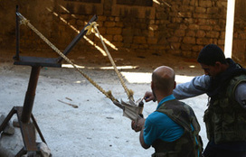 DIY Weapons of the Syrian Rebels | Coveting Freedom | Scoop.it