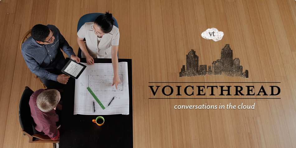 voicethread conversations in the cloud - 950×475