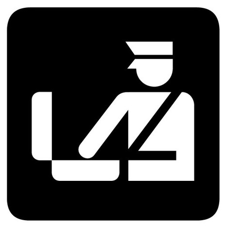 How the Universal Symbols for Escalators, Restrooms, and Transport Were Designed   Studio Art and Art History   Scoop.it