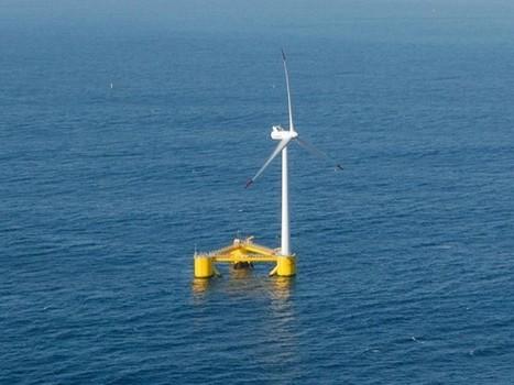 Eolien flottant : Engie et Eiffage répondent à l'appel à projets | Eolien-Energies-marines | Scoop.it