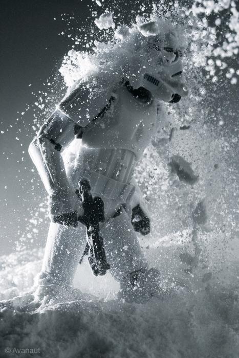 Les photos de jouets cinématographiques de Vesa Lehtimaki | Backlight Magazine. Photography and community. | Scoop.it