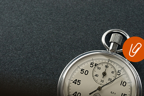 Productivity Hacks: The 1-Minute Trick | Art of Hosting | Scoop.it