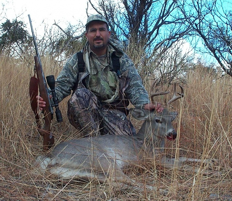 Arizona Zone 35a Coues Whitetail Hunt Coues D