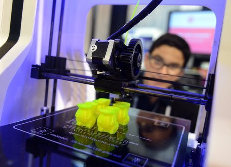 CES 2014: Could 3D printing change the world? | Tech and the Future of Integration | Scoop.it