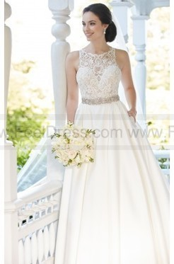 Martina Liana Trendy Ball Gown Wedding Dress Separates Style Brody + Sonny d4123138f4