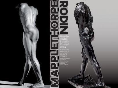 Mapplethorpe-Rodin | Musée Rodin | ART, His Story are Culture for ALL | Scoop.it
