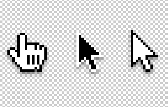 Mac OS X Cursors for Windows 7, Vista and XP &n