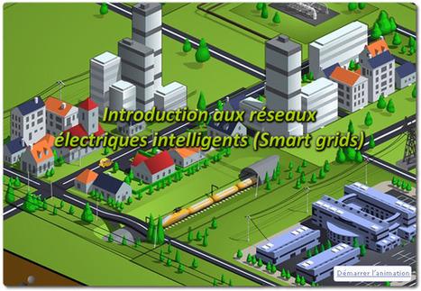 Les Smart grids en images   L'expérience consommateurs dans l'efficience énergétique   Scoop.it