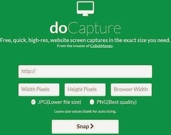 Capture Décran In Le Top Des Applications Web Et Logiciels