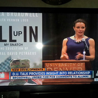 According to This Denver TV Station, Paula Broadwell Wrote a Book Called All Up In My Snatch | Daily Crew | Scoop.it
