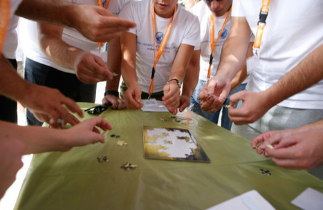 Ideas for (Non-Corny) Team Building Activities | The Fast Track | Mentoring | Scoop.it