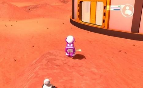 Un juego del proyecto UPWARDS nos ayuda a explorar Marte | Tria i remena recursos | Scoop.it