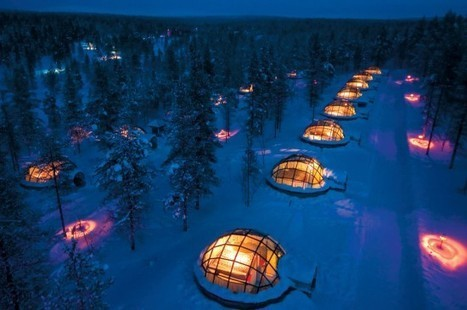 Have a nICE Stay At Finland's Igloo Village | Finland | Scoop.it