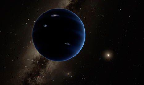 Caltech researchers' answers about Planet 9 | Good news from the Stars | Scoop.it