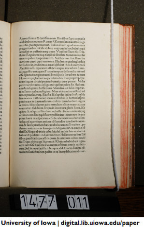 """E-incunabla and """"A Degree of Mastery"""" by Annie Tremmel Wilcox 