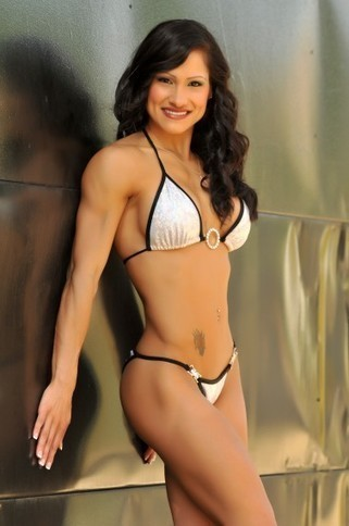 Interview with amazing figure competitor angela