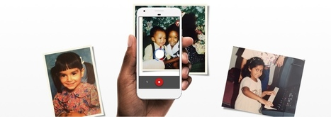 PhotoScan – scanner by Google Photos | technologies | Scoop.it