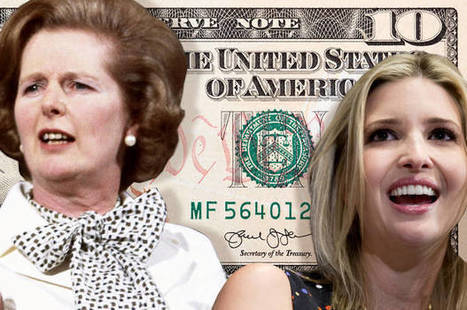 Margaret Thatcher? Ivanka Trump? Ben Carson's mom? Silly answers to the $10 question are the latest in GOP candidates not taking women seriously   Chivalry, Sex & Relationships in American Culture   Scoop.it