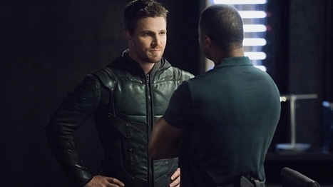 Arrow: Stephen Amell Teases What's Next With Susan Williams   ARROWTV   Scoop.it