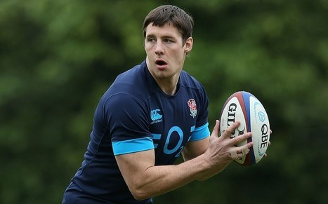 England v Australia: Stuart Lancaster 'delighted' to give Joel Tomkins debut | The World of Rugby Football Union | Scoop.it