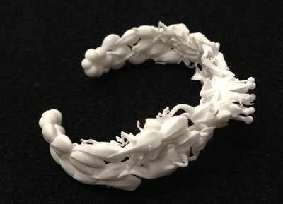 Design of the Week: The Evolution Bracelet | 3D Printing and Fabbing | Scoop.it