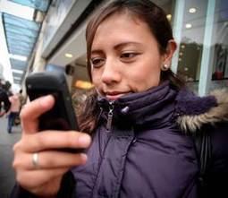 Por medio de móviles se conecta 80% de mexicanos: estudio | @AraujoFredy | Scoop.it