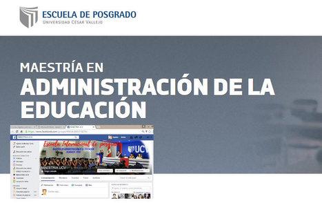 El Facebook y la asesoría virtual a estudiantes de posgrado | Biblioteca Virtual | Scoop.it