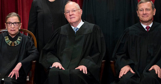 Gay Rights Groups Seek One More Win From Justice Kennedy