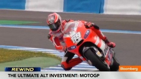 Why MotoGP Is the Ultimate Alt Investment: Video | Ductalk Ducati News | Scoop.it