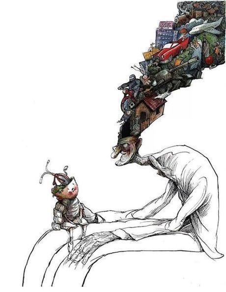 Boligan, vignette splendide, ma amare - Tecnologia & Comunicazione | Tutte le vie della comunicazione | Scoop.it