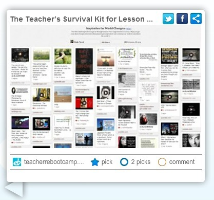 The Teacher's Survival Kit for Lesson Planning! Tips & 1000s of Free Lesson Plans : Teacher Reboot Camp | Off-the-Web ELT Lessons, Materials & Activities | Scoop.it