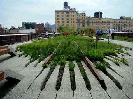Interview with James Corner About the Design of the High Line Urban Park in NYC | Design | News, E-learning, Architecture of the future at news.arcilook.com | Architecture e-learning | Scoop.it