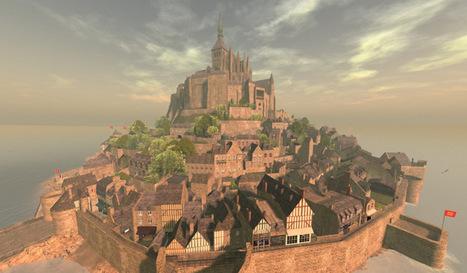 Linden Lab explores VR for its next-generation virtual world (interview) - VentureBeat | Medical Simulation | Scoop.it