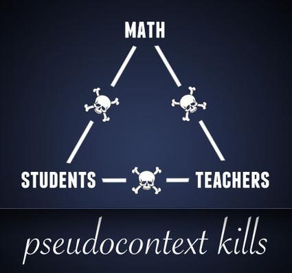 Pseudocontext Saturdays: Introduction   Edtech PK-12   Scoop.it