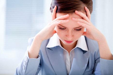 Stress au travail : 6 cadres sur 10 en souffrent | Qualité de vie en entreprise | Scoop.it