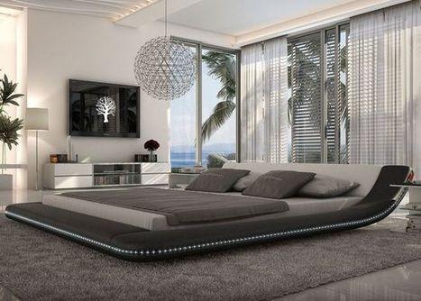 Hi-Tech Platform Beds : hi-tech platform bed | The SmartHome | Scoop.it