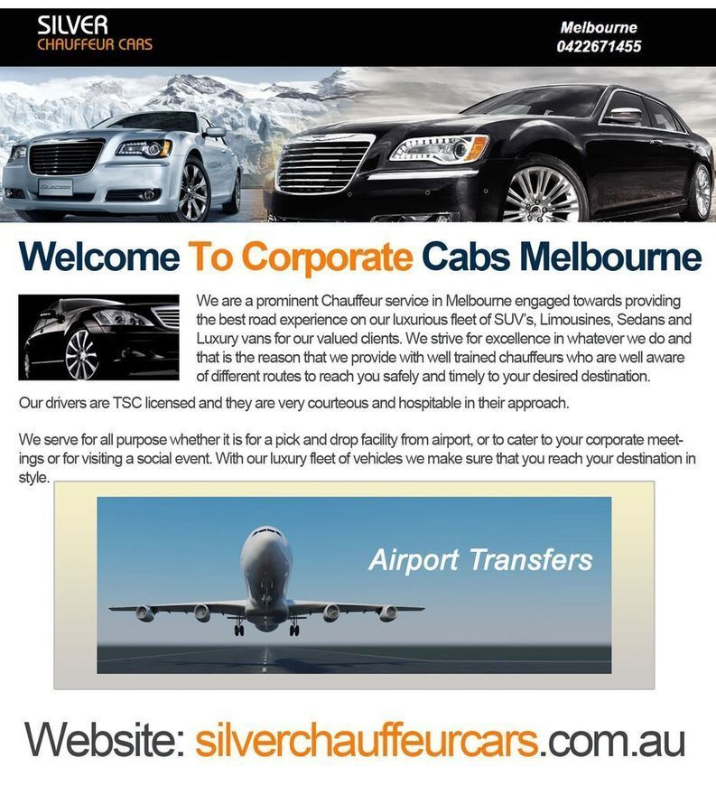 Silver Chauffeur Car Services Scoop It