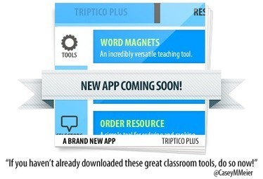 Triptico | Technology in the EFL Classroom | Scoop.it