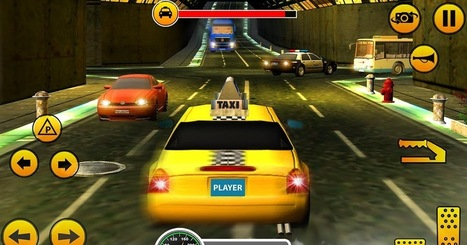 CRAZY TAXİ CAR DRİVİNG GAME V 1