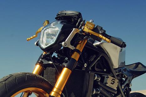 Custom Ducati 1098 | Cafe Racers | Scoop.it