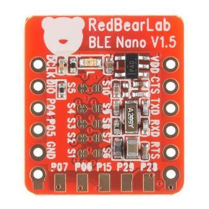RedBearLab BLE Nano - nRF51822 - Bluetooth Low Energy Development Board | Raspberry Pi | Scoop.it