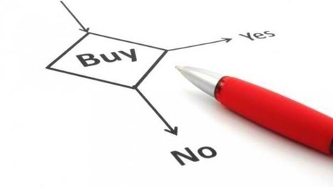 Why People Buy And Don't Buy | Beyond Marketing | Scoop.it